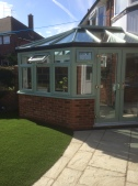 Kitchen refit, gazebo construction and landscaped garden, Dunstable - 2015