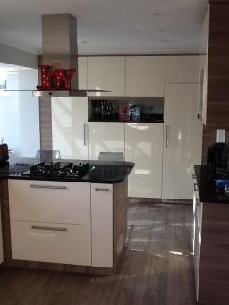 Kitchen refit, gazebo construction and landscaped garden, Dunstable - 2015